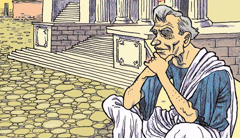"""Roma'nın """"terbiyesiz mizahçısı"""" Martialis ile tanışın!"""