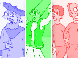 Emre Aksoy'dan sıfır kilometre karikatürler
